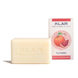 KLAR Blutorangenseife